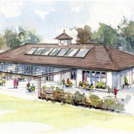Whitecliff Recreation Ground Pavilion